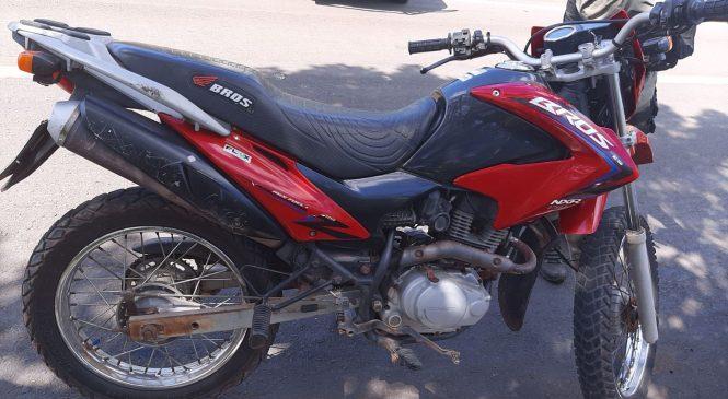 Policia recupera 05 motocicletas com registro de roubo na cidade de Esperantina