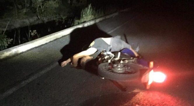 colisão frontal entre motocicletas deixa 02 mortos na zona rural de Boa Hora