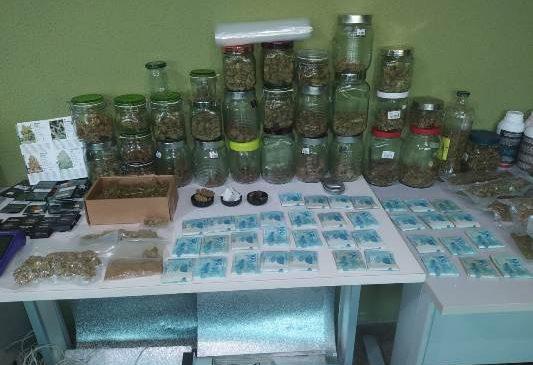Filho de juiz é preso em Piripiri com grande quantidade de drogas e dinheiro