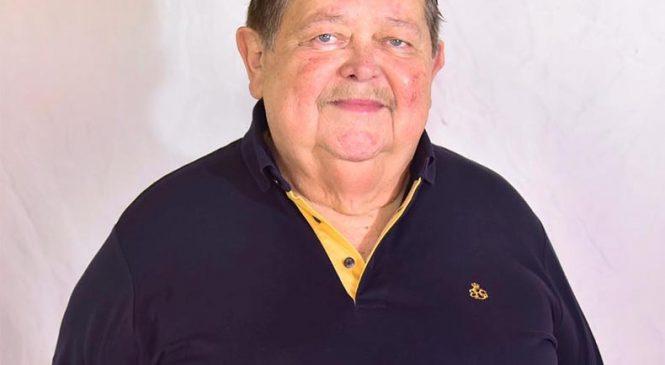 Morre ex-deputado estadual, Robert Freitas de Covid-19