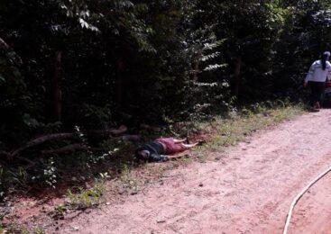 Violência: Durante emboscada um homem foi assassinado a tiros na zona rural de Esperantina