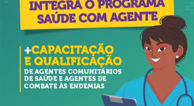 Prefeitura de São João do Arraial adere ao programa Saúde com Agente