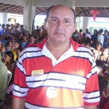 Ex-vereador de Joaquim Pires Edenilson Santos morre após complicações da Covid-19