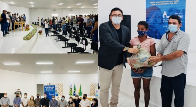 Dez Municípios do Território dos Cocais aderem ao Programa Prato Cheio