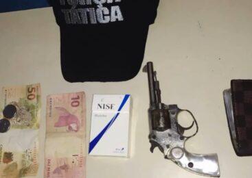 Policia prende dois elementos na madrugada desta quinta-feira em Cabeceiras