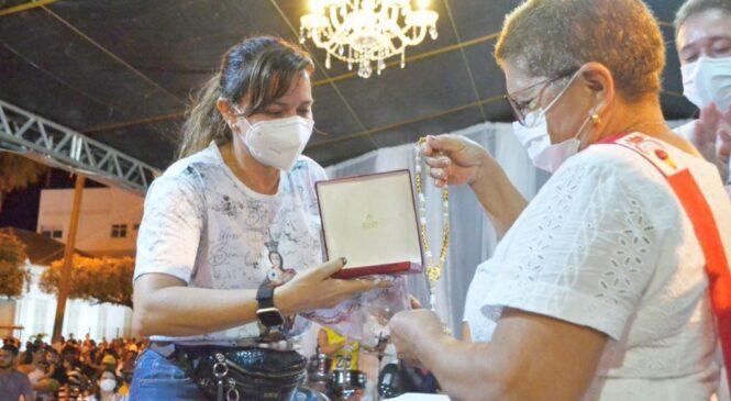 Campanha Abrace Nossa Senhora da Boa Esperança premiou moradores no encerramento dos festejos de Esperantina