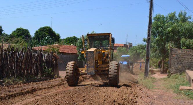 Ruas do bairro Coheb irão receber asfaltamento com emenda do deputado Themistocles Filho