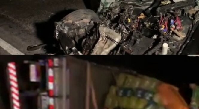 Mulher de Campo Maior morre em grave acidente na BR 222